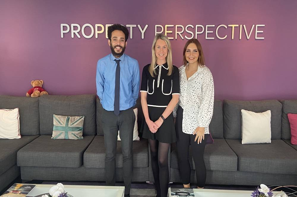 Property Perspective bolsters team with new hires
